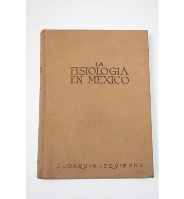 La Fisiología en México