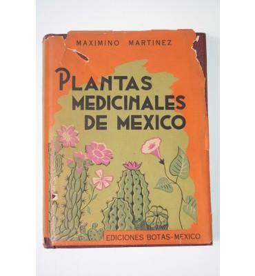Plantas Medicinales de México *