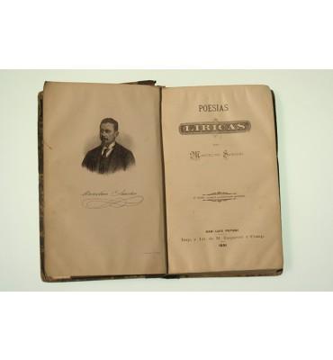 Poesías Líricas de Marcelino Sánchez