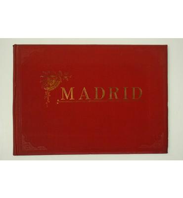 Álbum de Madrid 24 vistas en fototipia