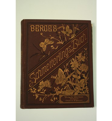 Fr. Berge's Schmetterlings-Buch