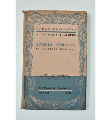 Angela Peralta. El ruiseñor mexicano *
