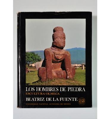 Los hombres de piedra. Escultura Olmeca