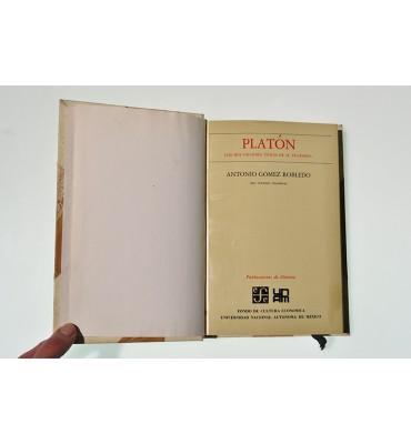 Platón. Los seis grandes temas de su filosofía