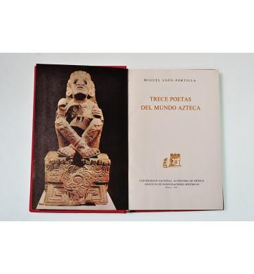 Trece poetas del mundo azteca