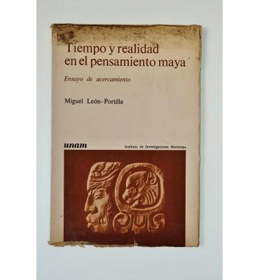 Tiempo y realidad en el pensamiento maya (ABAJO CH)