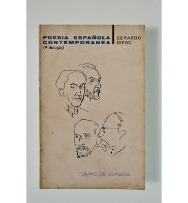 Poesía Española Contemporánea