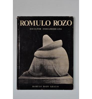 Romulo Rozo escultor indoamericano*