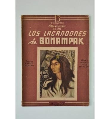 Los lacandones de Bonampak