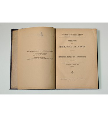 Documentos para la historia de la Guerra de Independencia 1810-1821.
