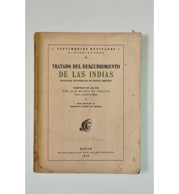 Tratado del descubrimiento de Las Indias (Noticias Históricas de Nueva España)