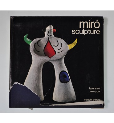 Miró sculpture*
