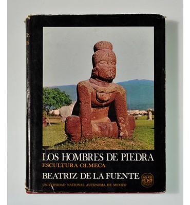 Los hombres de piedra. Escultura olmeca. (ABAJO)