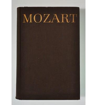 Chronologisch-thematisches verzeichnis sämtlicher tonwerke Wolfgang Amadé Mozarts