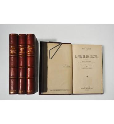 Obras de J. H. Fabre