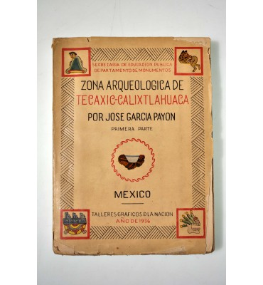 Zona arqueológica de Tecaxic-Calixtlahuaca