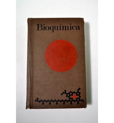 Bioquímica. Las bases moleculares de la estructura y función celular.