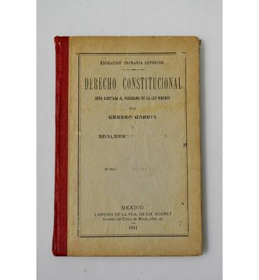 Derecho constitucional *