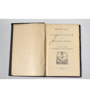 Manual de la Constitución de los Estados Unidos