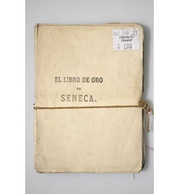 El libro de oro de Seneca