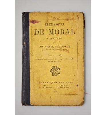 Elementos de moral