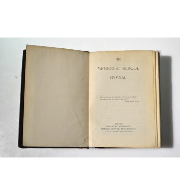 The methodist school hymnal