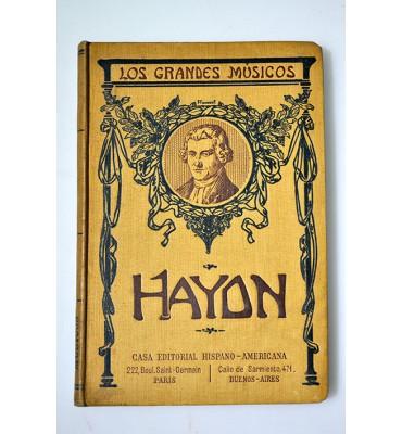 Haydn. Su vida y sus obras.