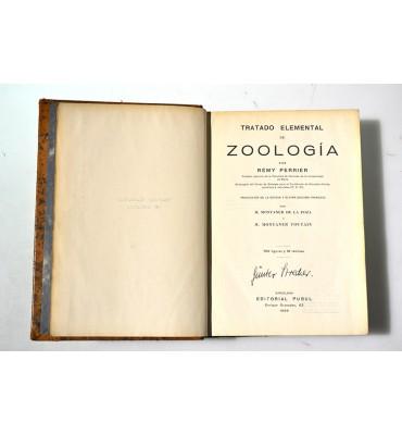Tratado elemental de zoología