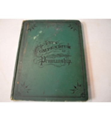 Ames Compendium of penmanship