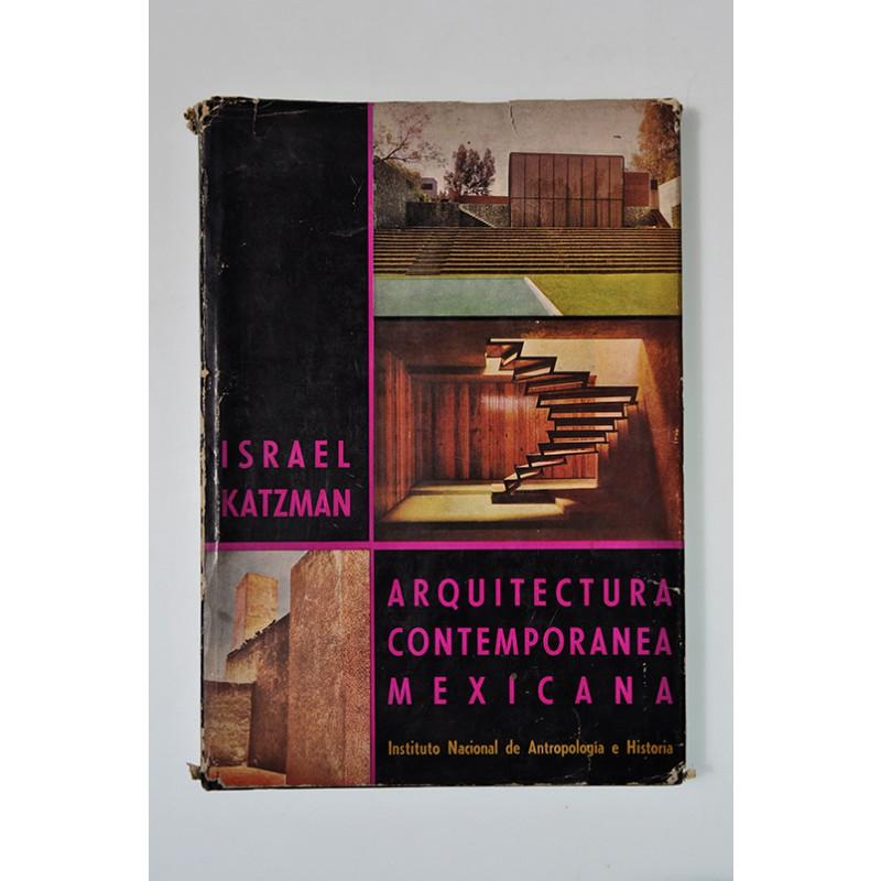 Arquitectura contempor nea mexicana abajo arte for Arquitectura mexicana contemporanea