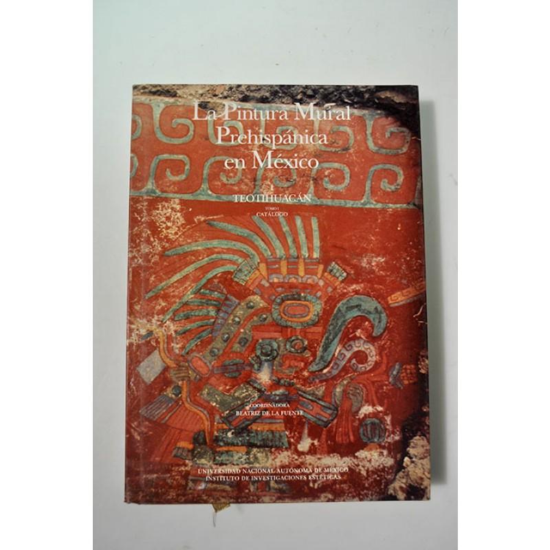 La pintura mural prehisp nica en m xico arte for Arte mural en mexico