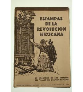 Estampas de la Revolución Mexicana