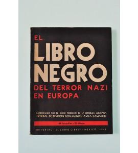 El libro negro del terror nazi en Europa *