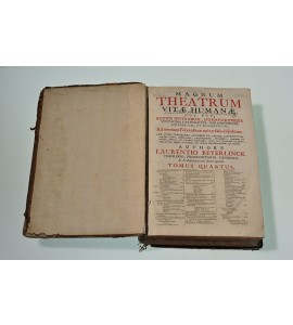 Magnum theatrum vitae humanae hoc est Rerum divinarum humanarumque