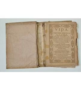 Vida y virtudes heroycas de el exemplar, y fervoroso hermano Juan Nicolas *