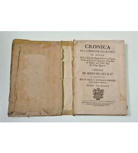 Cronica de la orden Alcantara