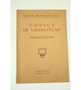 Códice de Yanhuitlan