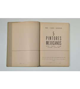 5 Pintores mexicanos