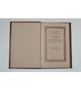 Breve descripción histórica, política y natural de la Alta California 1770-1774