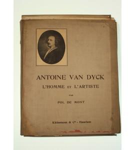 Antoine Van Dyck L'Homme et L'Artiste. Choix de 60 phototypies.