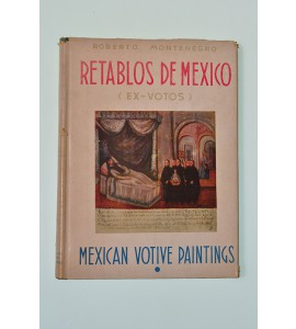 Retablos de México - Mexican votive paintings