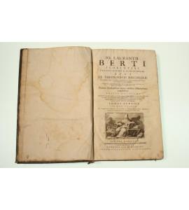 De Theologicis Disciplinis. Tomo II