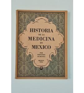 Historia de la medicina en México