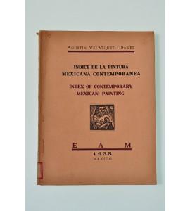 Índice de la pintura mexicana contemporánea
