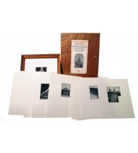 Veintiseis grabados de fines del siglo XIX y principios del XX sobre México