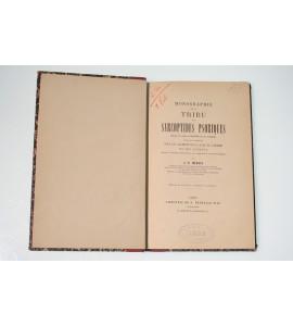 Monographie de la Tribu des Sarcoptides Psoriques