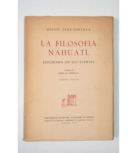 La filosofía Nahuatl