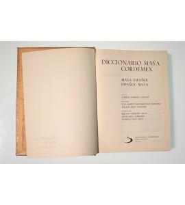Diccionario Maya Cordemex *