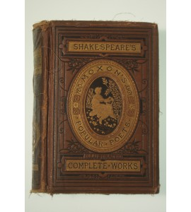 The complete works of Shakespeare *