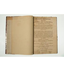 Tratado Elemental de los cortes de canteria, o arte de la montea